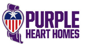 Organizations we support - Purple Heart Homes logo