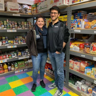 Burlington Food Pantry Volunteers