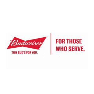 Budweiser For Those Who Serve Logo