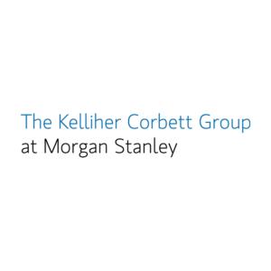 The Kelliher Corbett Group at Morgan Stanley Logo