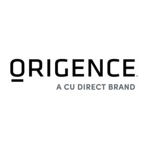Origence, A CU Direct Brand Logo